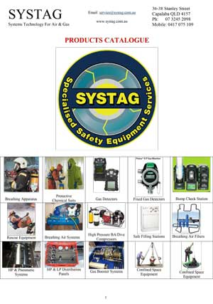 Systag Specialised Safety Equipment